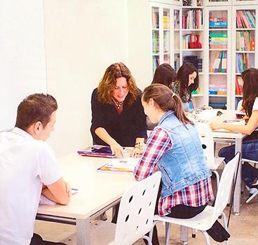 Academia Inglés Francés Alemán Oviedo Asturias